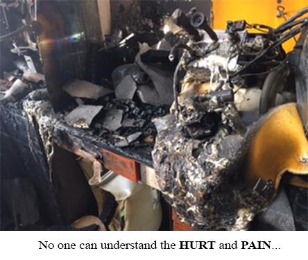 hurt and pain 4